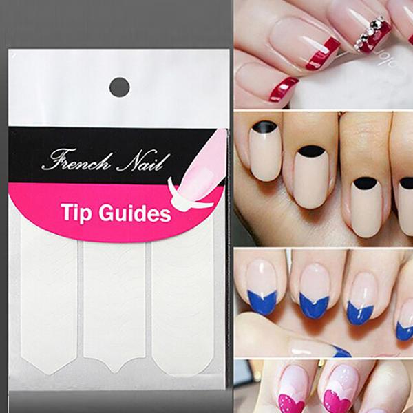 Nails Art Decoration Stickers Set - Multishape