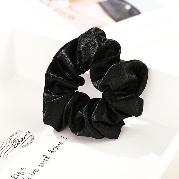 Elastic Stretchable Soft Casual Wear Hair Band - Black