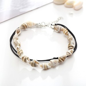 Shells Decorative Beach Wear Elegant Bracelets