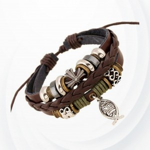 Boho Multilayered Bracelet For Unisex