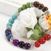 Elegant Colorful Rhinestone Boho Bracelet For Women