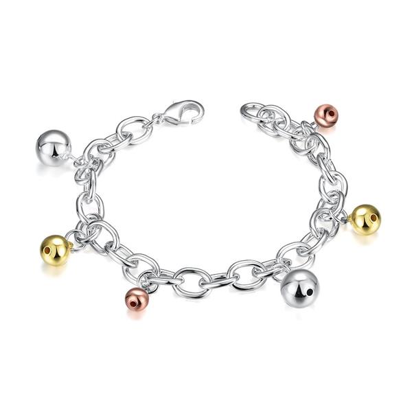 New Silver Plated Elegant Designed Bracelet For Women