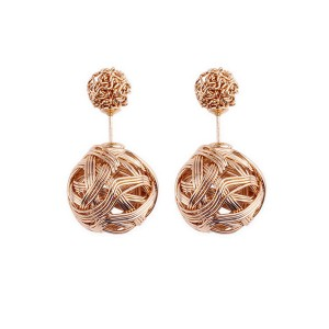 Gold Plated High Quality Ear Studs