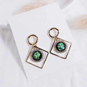 Crystal Shine Multi Occasion Ear Tops