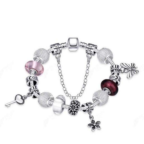 Women Fashion New Arrival Bracelet Pendant Silver