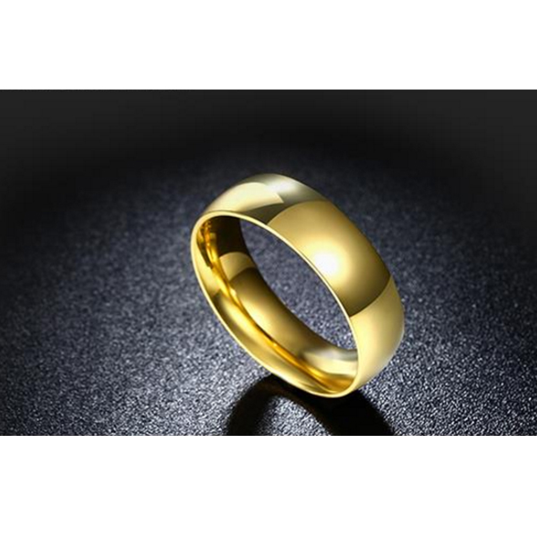 Stainless Steel Rings For Women Men Wedding Jewelry Top Quality