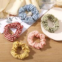 Five Pieces Printed Elastic Women Hairbands Set - Multicolor