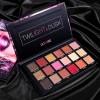 18 Shades Multicolor Women Eye Shadow Palette - Light