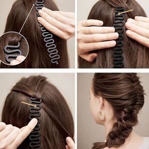 Hair Texture Designing Comb Clip