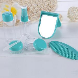 Eight Pieces Makeup Storage Complete Set