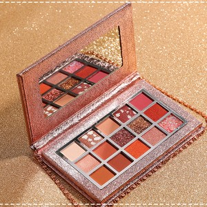 15 Shades Party Makeup Eye Shadow Palette - Shade One