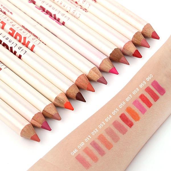 12 Color Lasting Lipstick Pen Waterproof Lip Liner