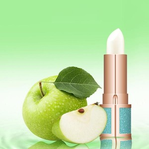 Flavored Moisturizing Anti-crack Lip Balm - Green