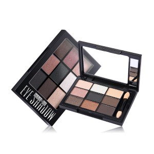 Best Quality Eye Shadow Box With Different Colors