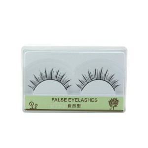 Three Pairs Quality Artificial Eyelashes Box