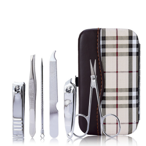 Stainless Steel Manicure Beauty Tool Kit