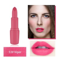 Lip Care Water Resistant High Quality Lipstick - Code 53