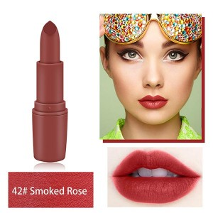 Lip Care Water Resistant High Quality Lipstick - Code 42