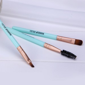 Mascara Stick With Lip Brush Three Pieces Set