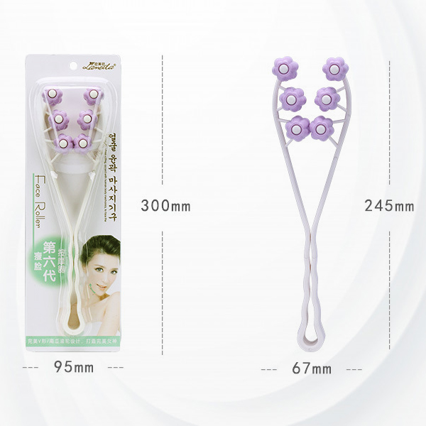 Face Bump Lift Massager Roller