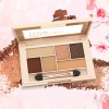 6 Shades Multicolor Eye Shadow Palette - Two