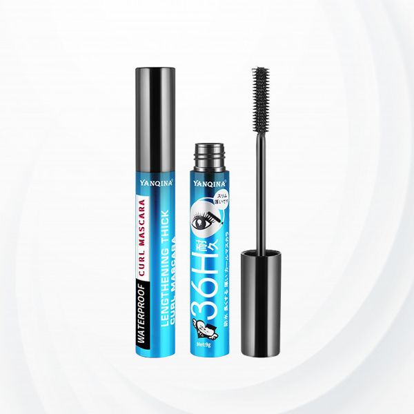 Long Lasting 36H Eye Lashes Mascara - Blue