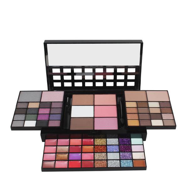 74 Colors Eyeshadow And Blush Makeup Tool Kit