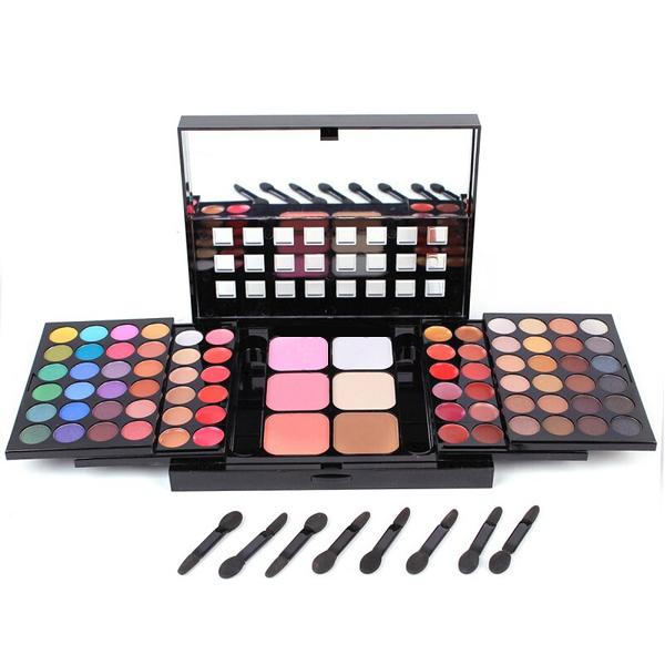 High Quality Sliding 78 Colors Makeup Tool Kit