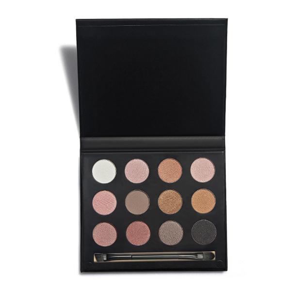 Twelve Colors Good Quality Eye Shadow Plates