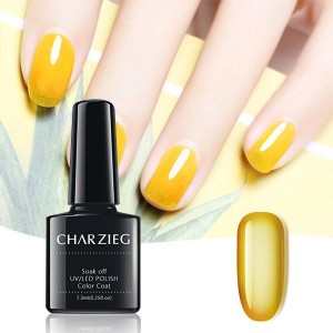 Beautiful Nail UV LED Nail Polish Color Coat - Yellow