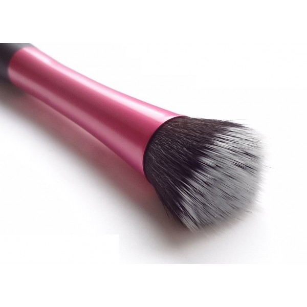 New Stippling Brush For Women Orange