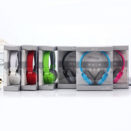 Sports Wireless Ear Comfort Bluetooth Headphones - Blue