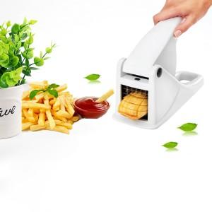 High Quality Potato Chipper - White