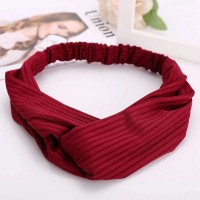 Women Sports Headband - Red