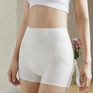 High Waist Stretchable Summer Wear Women Underwear - White
