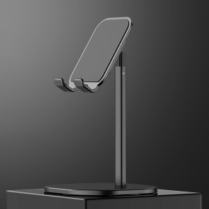 Extendable Creative Mobile And Tablet Holder - Black