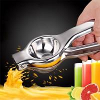 Stainless Steel Kitchen Essentials Handheld Lemon Juice Squeezer Tool