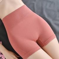 High Waist Slim Wear Stretchable Women Underwear - Orange