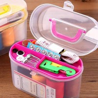 Thread Rolls Multi Purpose Fabric Stitching Tools Box