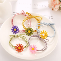 Floral Women Fashion Elastic Hair Grooming Bands