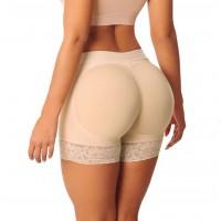 Padded But Shaper Sexy Wear Women Underwear - Apricot
