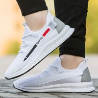 Sports Wear Mens Fashion Winter Wear Sneakers - White
