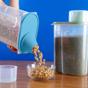 Air Tight High Quality Food Storage Box 2.5 Litre - Blue