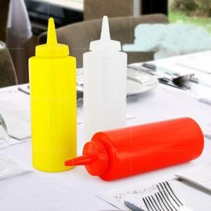 3 PCs Sausage Storage Plastic Bottles Set Kitchen Tools - Multi Colors