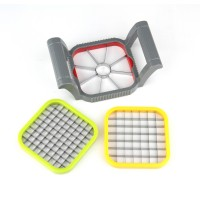 Multi Functional Fruit Vegetable Slicer Tools With Comfort Handle - Multi Color