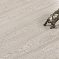 Wooden Textured Easy Adhesive Floor Tile - Khaki