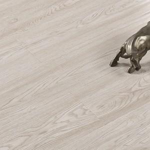 Wooden Textured Easy Adhesive Floor Tile - Khaki