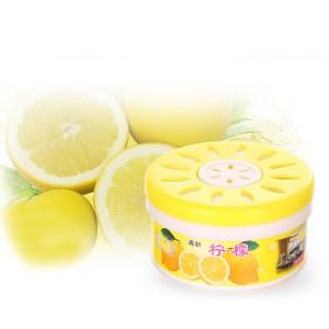 Multipurpose Home Bathroom Car Fragrance Deodorizing Diffuser - Yellow