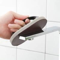 Handheld Easy Quick Kitchen Cleaner Magic Sponge - Brown