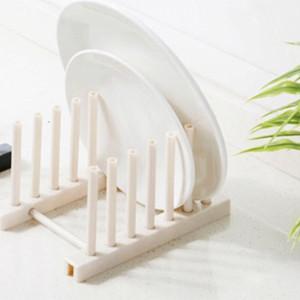 Home Essential Kitchen Organizer Dish Rack - Beige